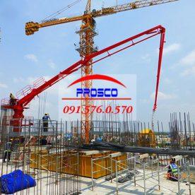 PROSCO - Nhà phân phối XCMG Lớn nhất Viêt Nam