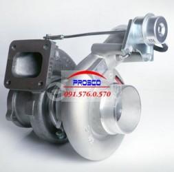 Turbo (tu bô) tăng áp động cơ